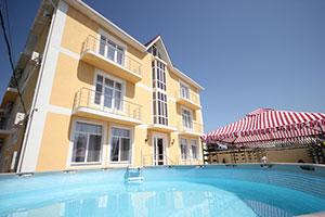 Отели в Витязево с бассейном