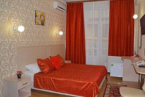 Официальный сайт гостиницы «Лучезарный» п. Витязево